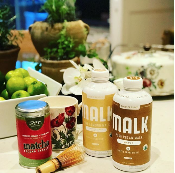 "GREAT FIND! ORGANIC, VEGAN, & SOY FREE MILK  ""MALK """
