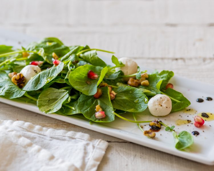 EASTER! LOVELY LIGHT WATERCRESS SALAD FOR YOUR EASTER CELEBRATION
